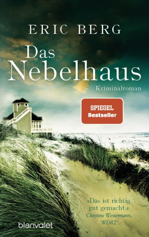 Buchcover zu Das Nebelhaus von Eric Berg. Aus der Kategorie Giftschrank die Nummer G001